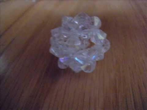 How to Make a Crystal Bead Ball