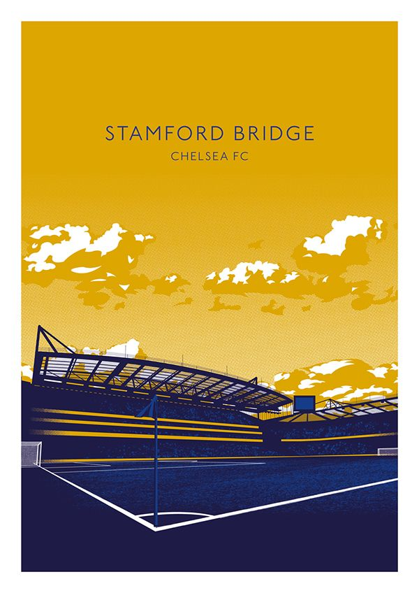 Stamford Bridge Chelsea FC © Ryan Brown