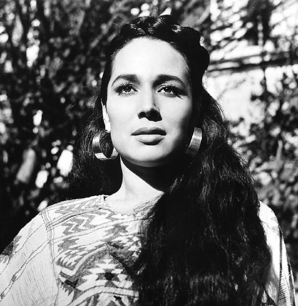 Mexican actress Flor Silvestre | El Cine Mexicano