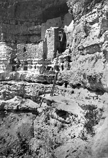 Montezuma Castle National Monument - Wikipedia