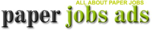 PaperJobsAds - All job ads in Dawn, Jang, Nawaiwaqt, Express and The News - Listing 1 of 25