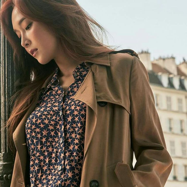 SNSD Jessica Jung 제시카정 1st Look Magazine, August Issue The Day In Paris
