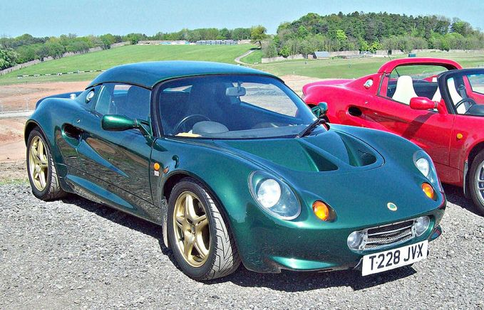 1998 Lotus Elise S1 (50th anniversary) 1.7L 4-Cylinder Rover K-Series Engine…