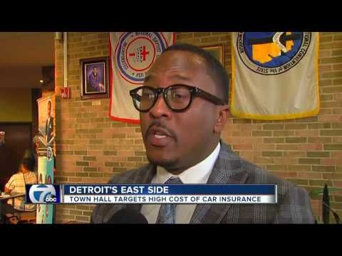 The town hall targets the high cost of car insurance - WATCH VIDEO HERE -> http://bestcar.solutions/the-town-hall-targets-the-high-cost-of-car-insurance     The city city targets the high cost of car insurance   Video credits to WXYZ-TV Detroit   Channel 7 YouTube channel