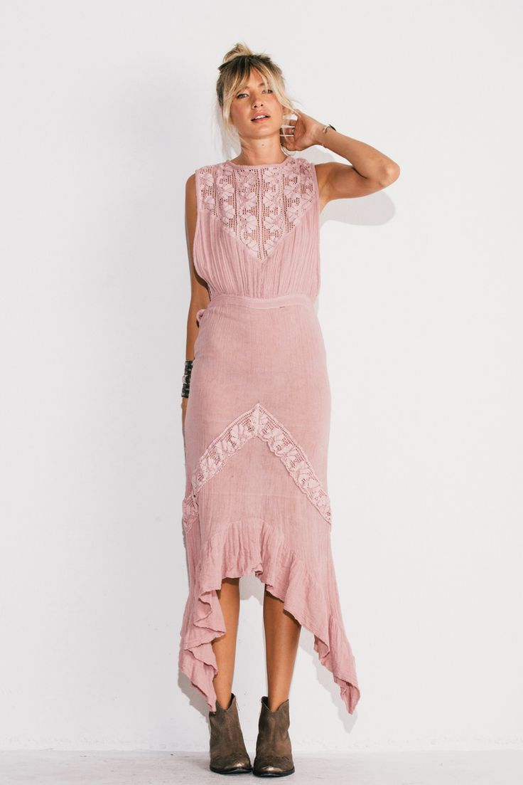 Rising Sun Dress - SPECIAL ORDER