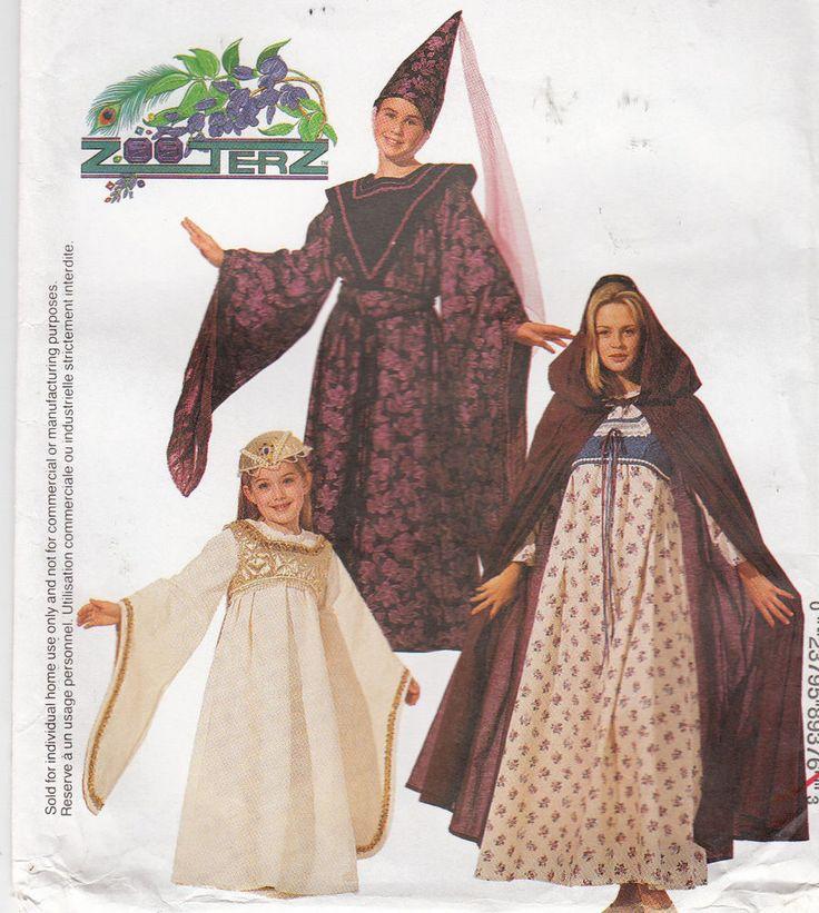 105 Best Images About Renaissance Sewing Patterns On Pinterest: 71 Best Images About Costumes On Pinterest
