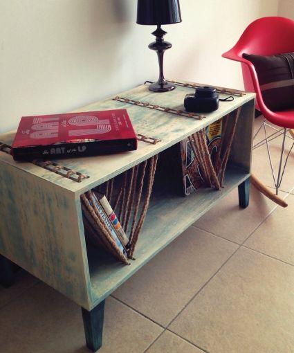 #wood #table #pine #robe #blue  #beach #vibes #rock #perlanegra