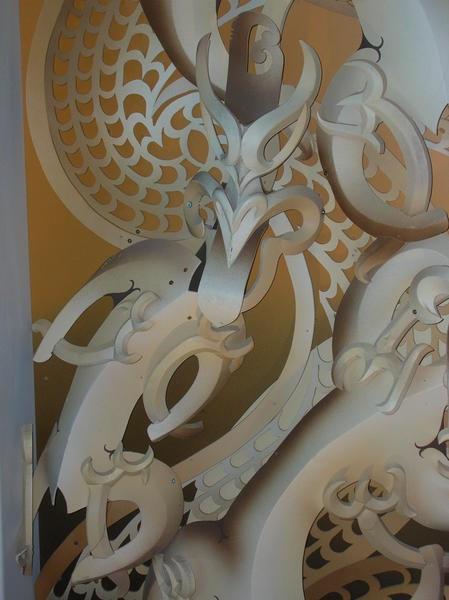 ♥! Modern Take on Maori Art  Love this