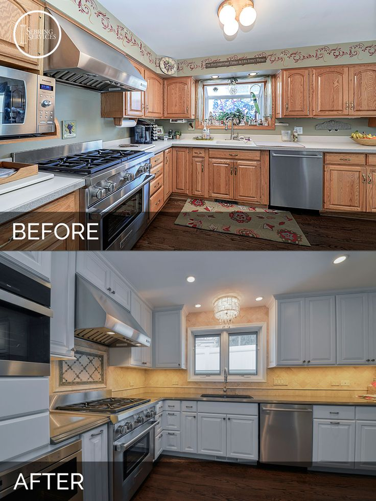 Before And After Diy Kitchen Renovation: Best 25+ Before After Home Ideas On Pinterest