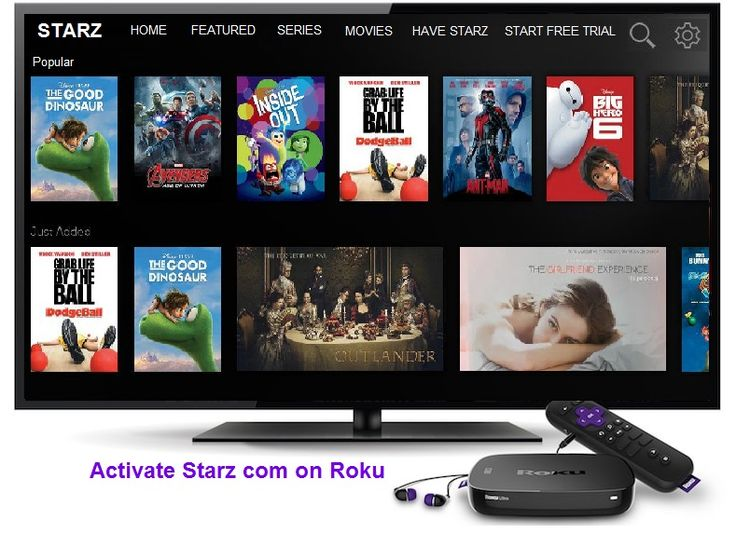 Activate Starz Com Is A Most Popular Channel. That Is Accessible To Stream Your Beloved Videos Online From Roku Com Link. For getting the more help and guidelines about Roku and Roku channels you can take help from rokucomlinkhelp.com