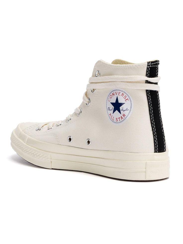 "Comme Des Garçons Play baskets montantes Comme Des Garçons Play x Converse ""Chuck Taylor All Star"""
