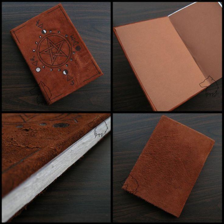 Shadowbook - handmade book by Dark-Lioncourt.deviantart.com on @DeviantArt