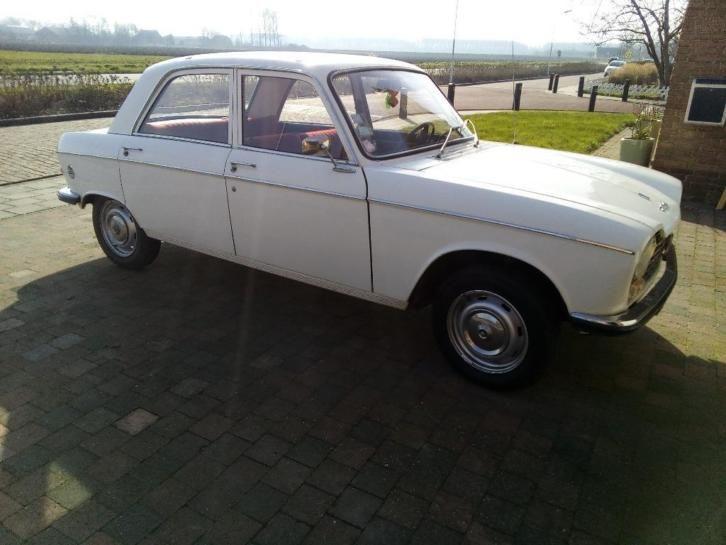 peugot 204 bwjr 1968