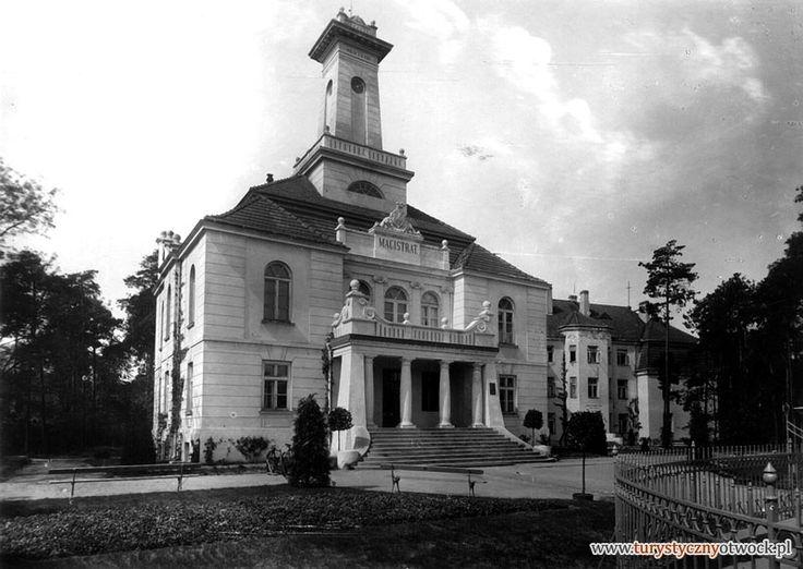 Otwock, Urząd Miasta, willa Rozalin