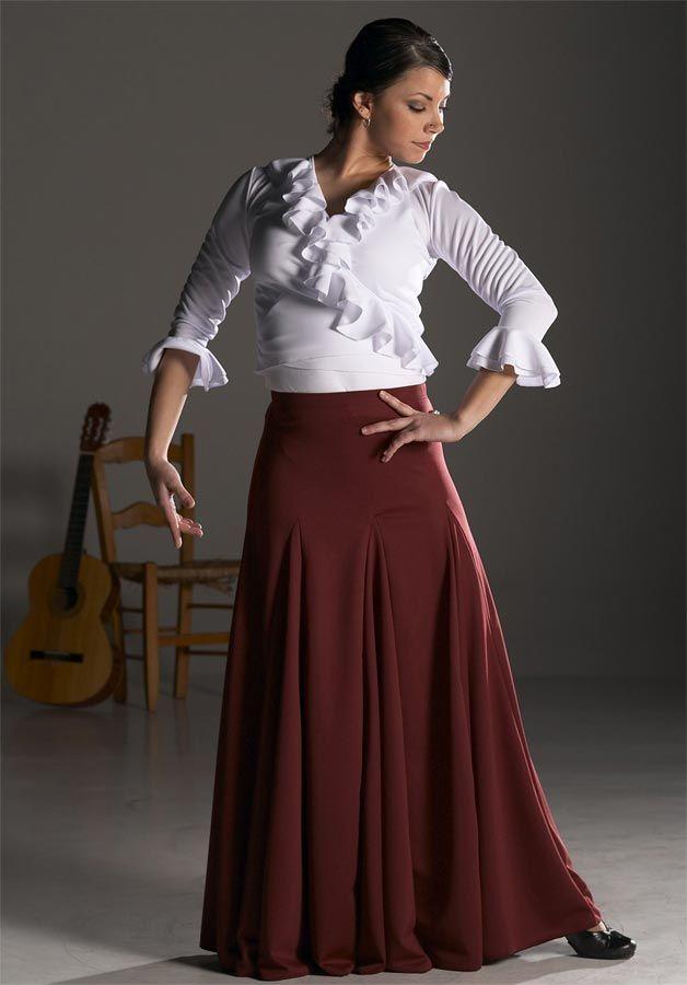Jervolis - flemenco vršek. | Flamenco |baletní potřeby, taneční boty