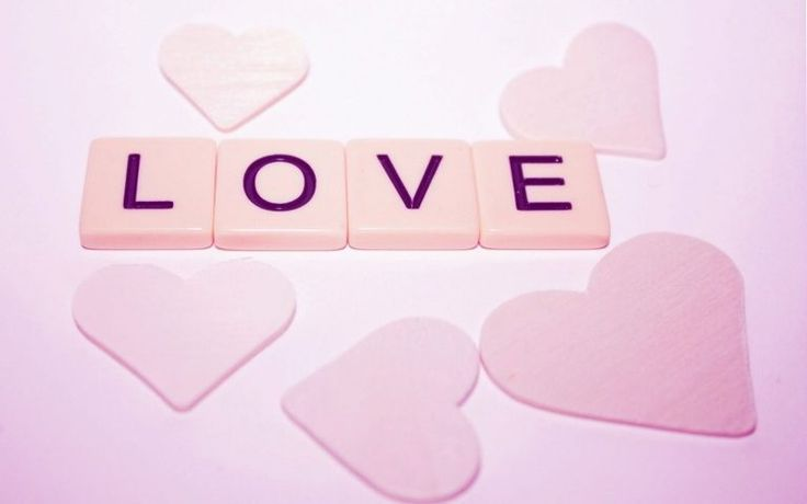 Latest Love Pink Wallpaper HD For Desktop. 4