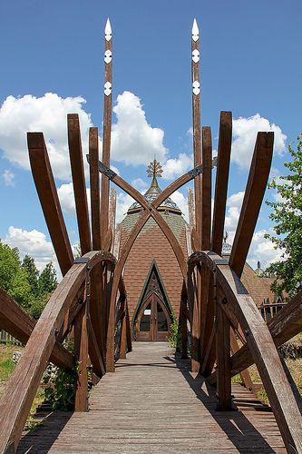 Opusztaszer  National Historical Memorial Park , Hungary