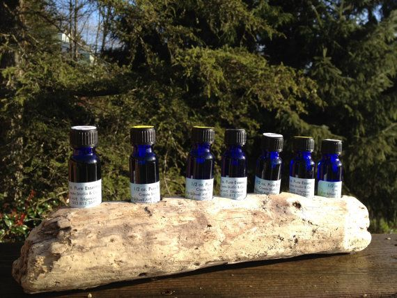 Aromatherapy Pure Organic SPEARMINT Essential Oil by LuckyBearSoap, $5.75