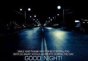 Good Night Images and Good Night Quotes