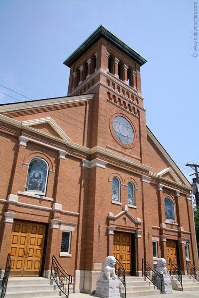 St. Therese Church, Chinatown, Chicago