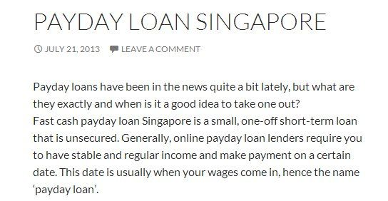 We can help you get the payday loan you deserve!