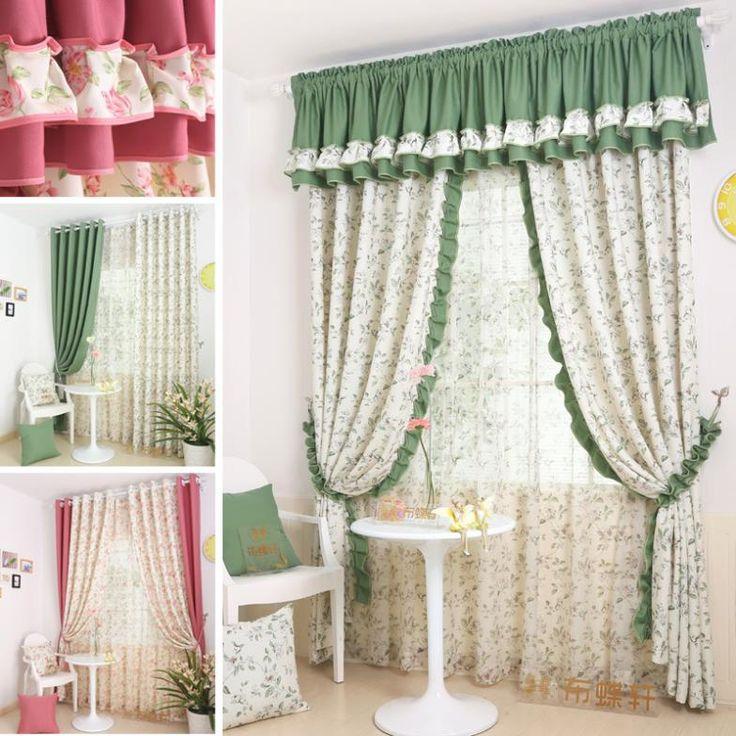 Cheap env o gratis r stico mosaico de la mezcla cortinas for Cortinas salon rustico