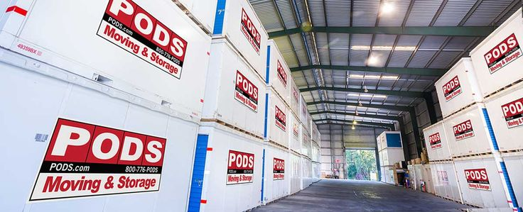 Business - PODS® Moving & Self Storage