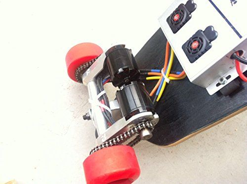 Dophin smart:all kinds Cruiser electric Skateboard Conversion Kit without deck chain drive