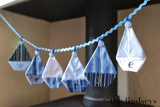 Boaty bunting for boys