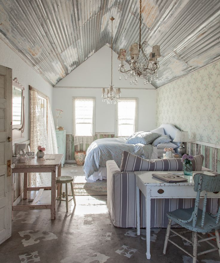 739 best images about Shabby Chic Bedrooms on Pinterest