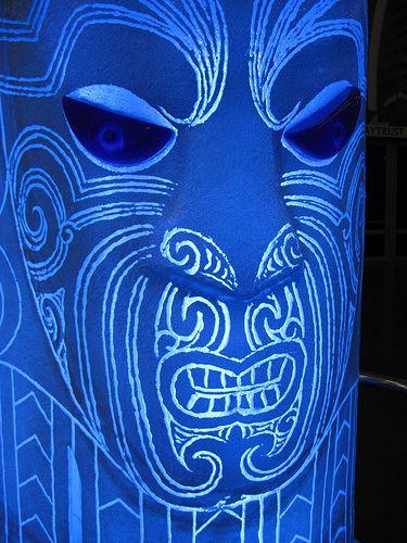 Stunning Maori art | Flickr - Photo Sharing!