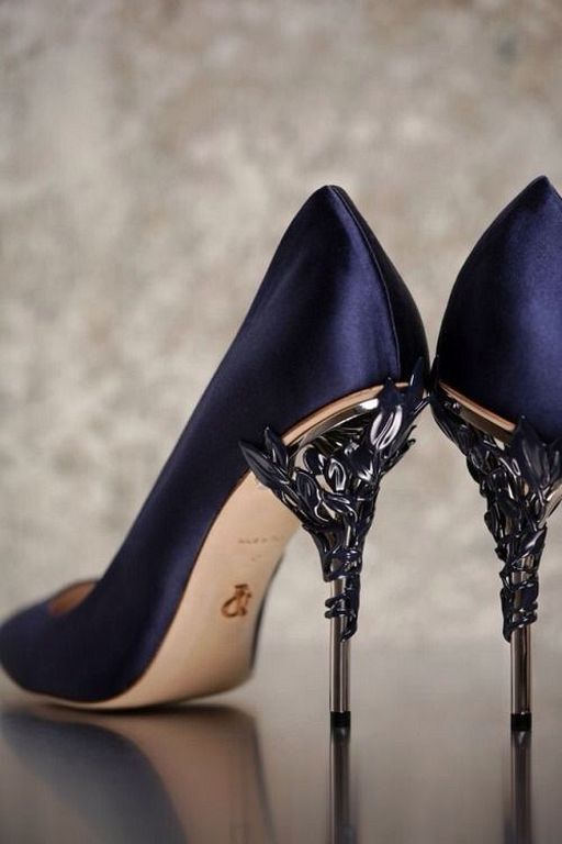 20 Classy Black High Heels Ideas For Wedding