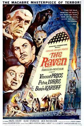 El cuervo (The Raven) (1963) - FilmAffinity