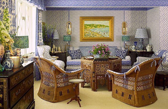 Harry & Laura Slatkin's Hamptons house, photo Tria Giovan for Out East by Jennifer Rudick