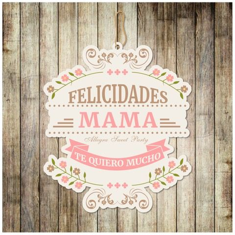 Descargable dia de la madre | Decorar tu casa es facilisimo.com