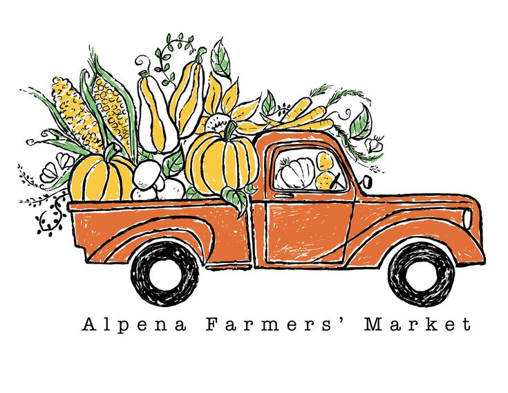 Logo for Alpena Farmers Market                                                                                                                                                                                 More