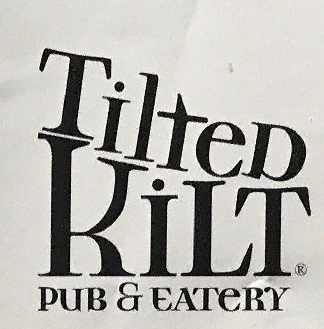 Tilted Kilt Carry Out Menu Chicago