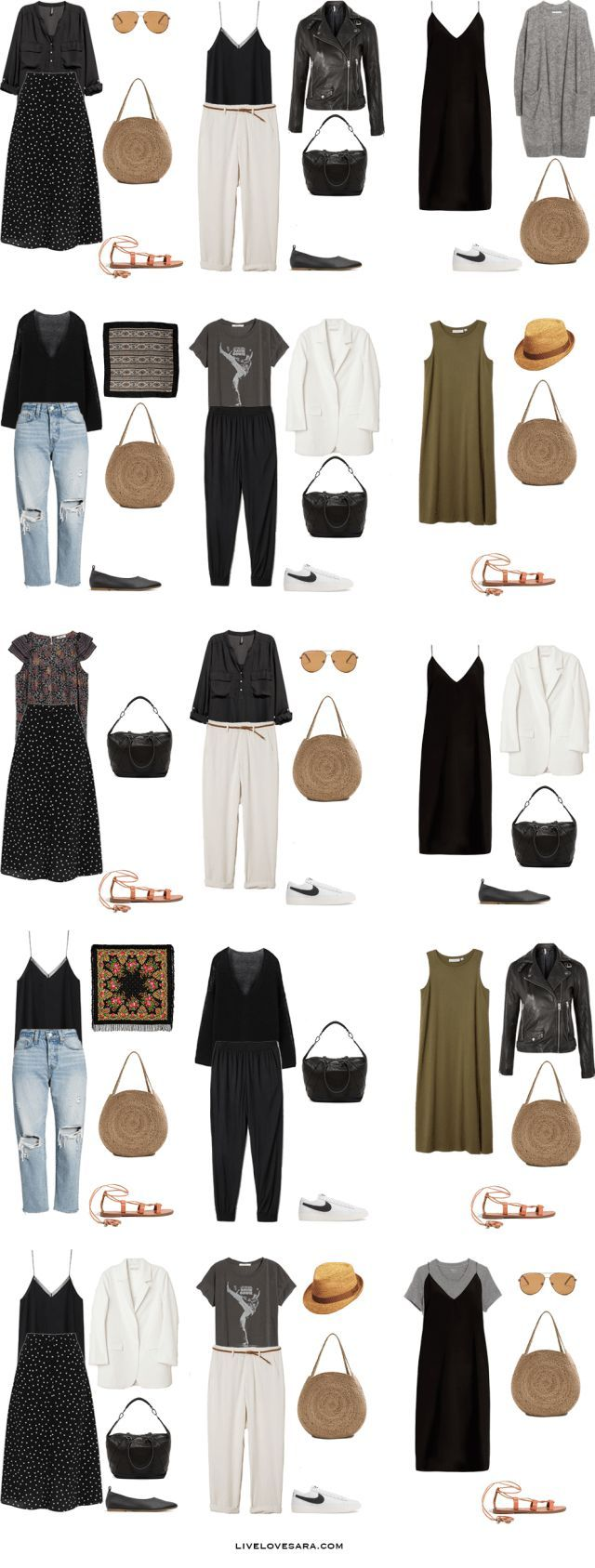 Maillot de bain : What to Pack for Spain, Portugal, And Denmark