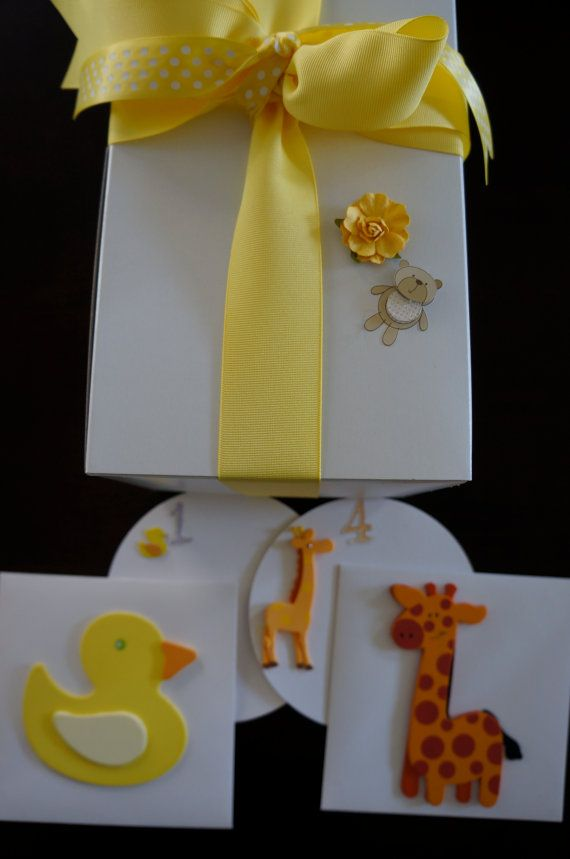 Baby Shower Wish Cards  Gender Unknown by DrizzlesBySally on Etsy, $90.00