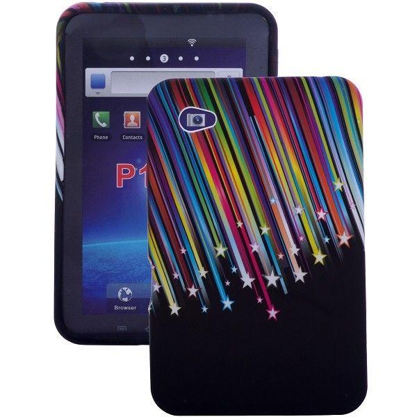 Shooting Stjerne Samsung Galaxy Tab P1000 Deksel