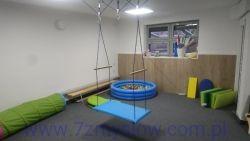 Platforma terapeutyczna prostokątna - 100 x 45 cm.