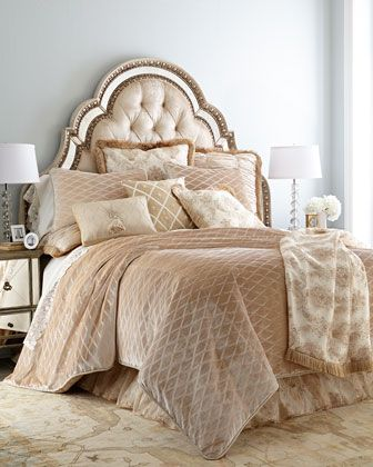 Catania Bedding by Isabella Collection by Kathy Fielder at Horchow.