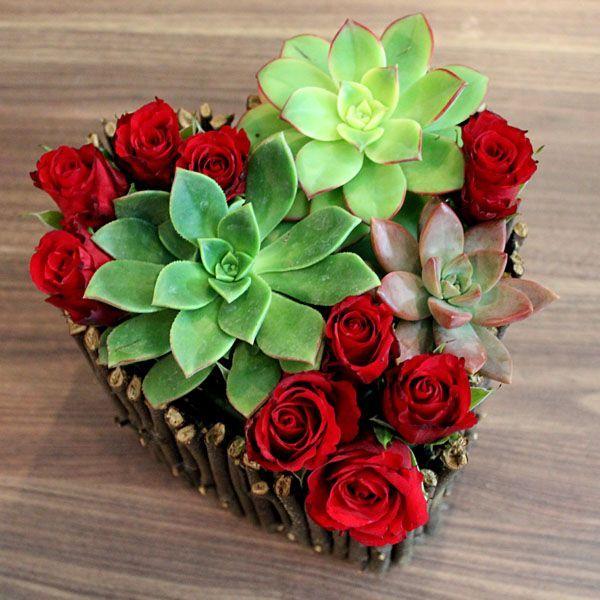 Katie Brown 15 Valentines Flower Arrangements
