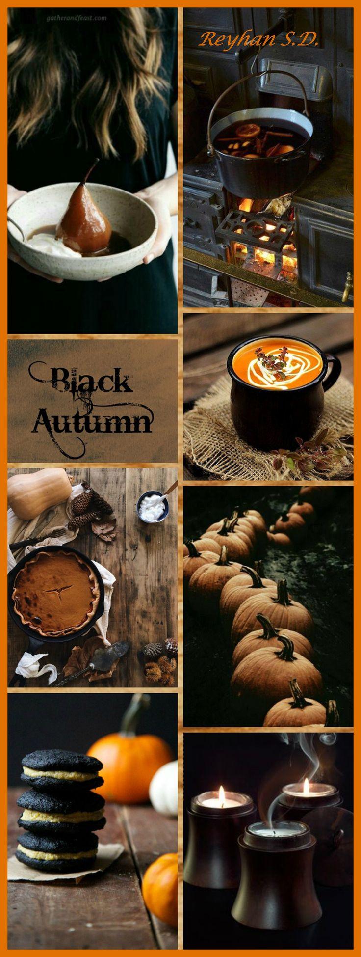 '' Black Autumn '' by Reyhan S.D.