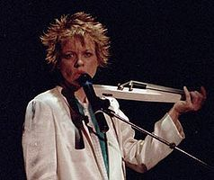 Paradise is exactly like where you are right now only much... much... better. ~Laurie Anderson