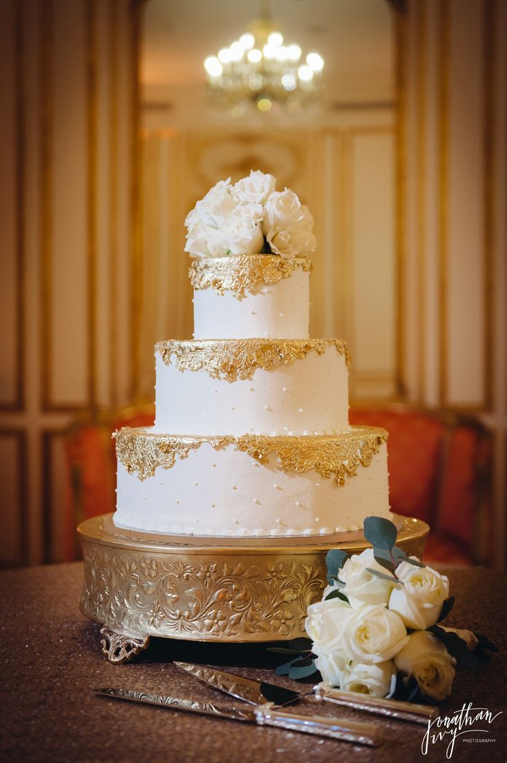 51 Best 1000 images about Best Wedding Cakes on Pinterest Gold