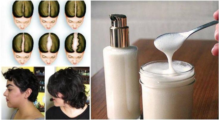 Prueba esté champú de bicarbonato de sodio hará crecer tu cabello como por arte de magia. Te enamorarás!