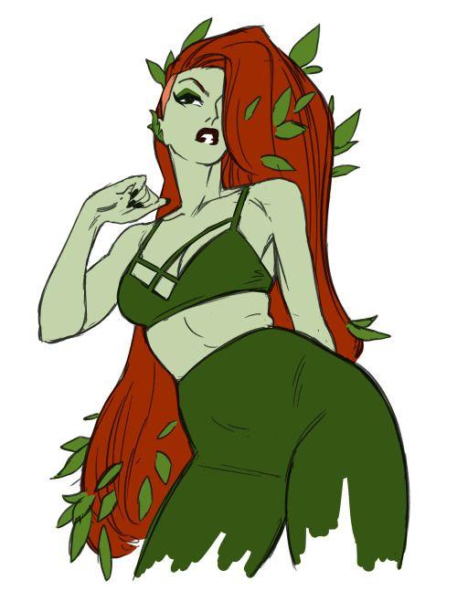 Poison Ivy - Kristafer Anka