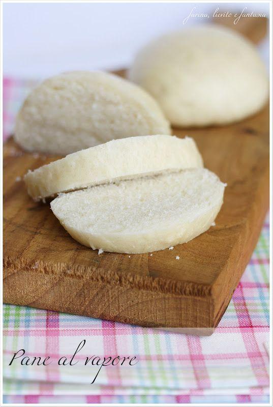 Farina, lievito e fantasia... il pane cotto al vapore