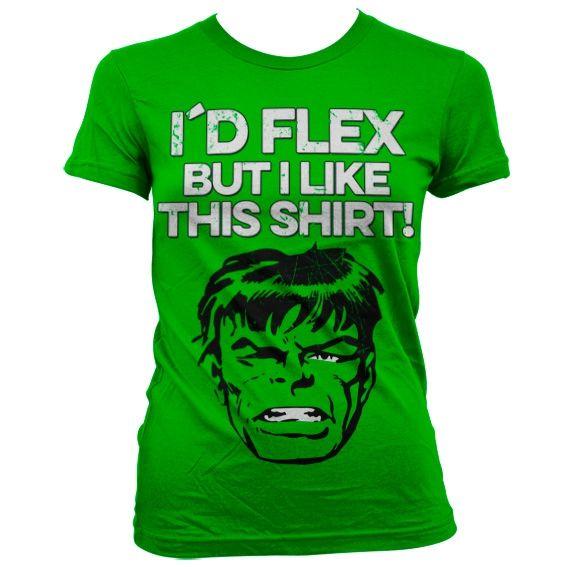 Hulk Flex Koszulka Damska